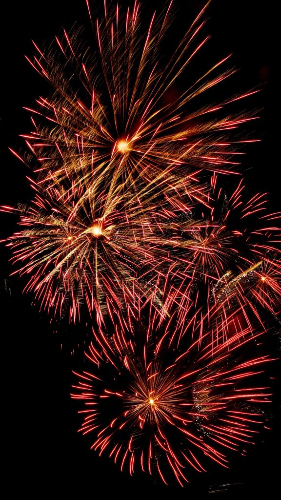 Fireworks 1080x1920 Wallpapers