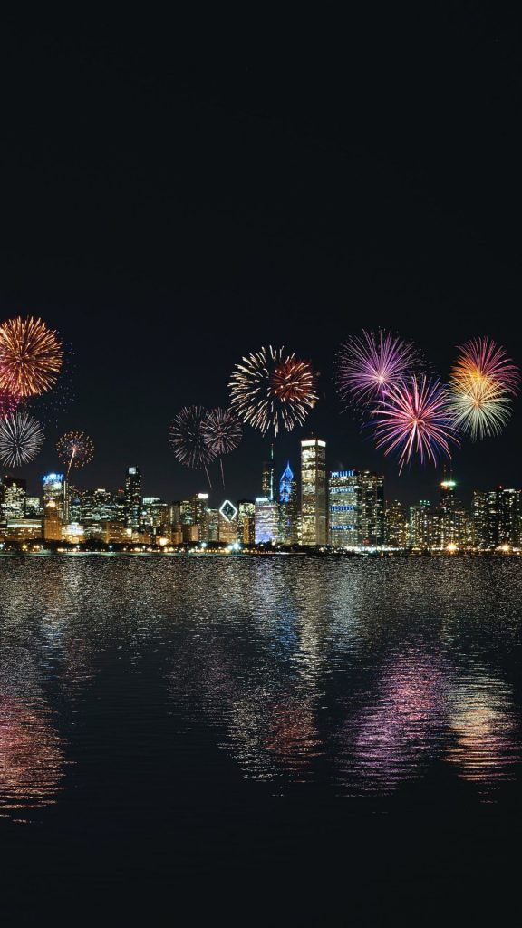 Fireworks Wallpaper Android