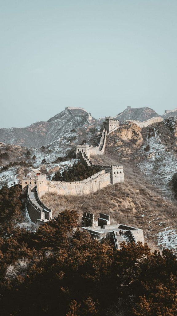Great Wall Of China Wallpaper Mobile
